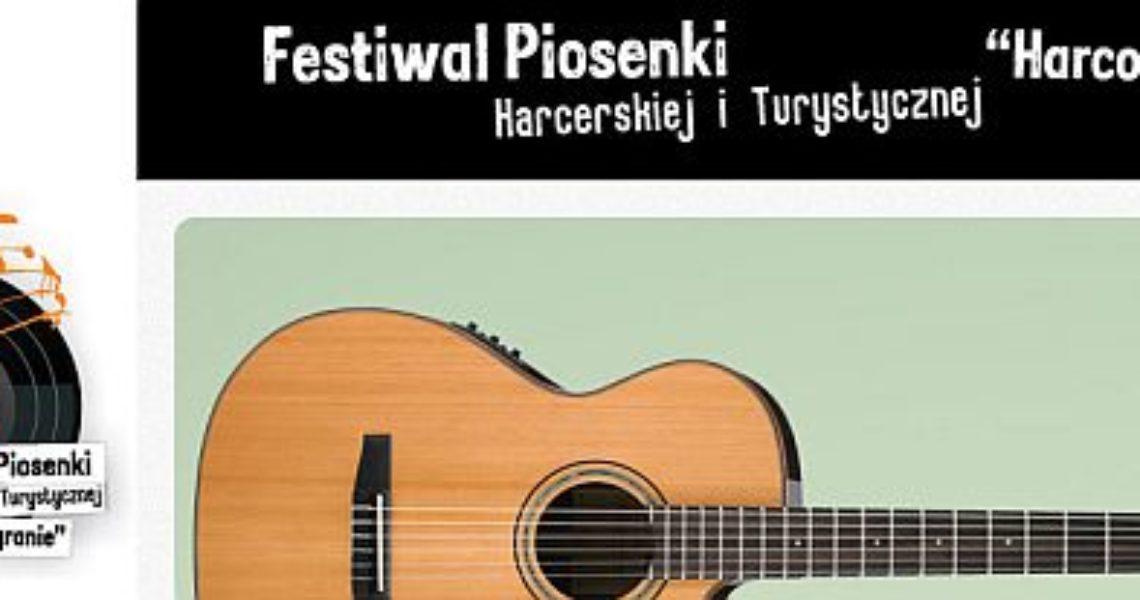 """III Festiwal Piosenki Harcerskiej i Turystycznej """"Harcogranie"""""""