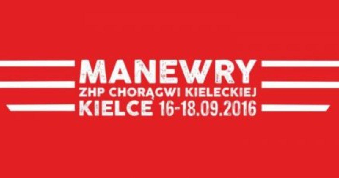 Manewry ZHP Chorągwi Kieleckiej