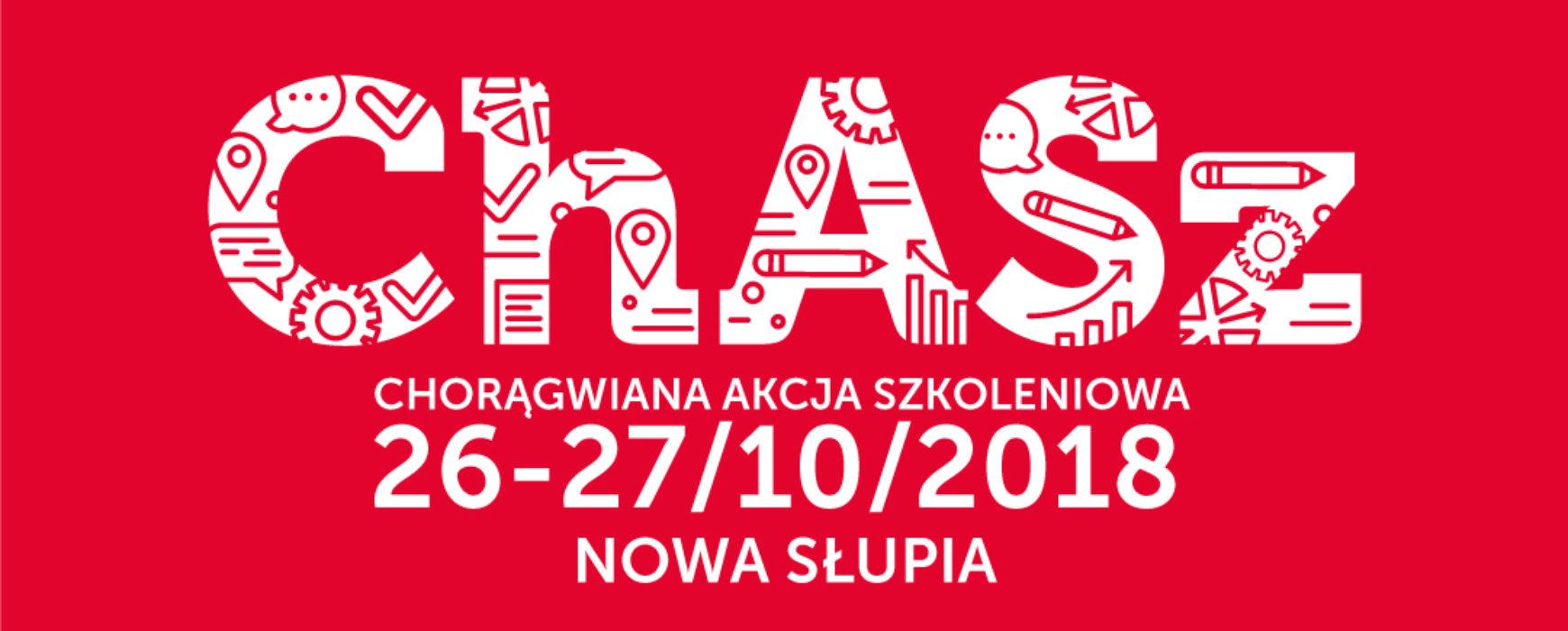 Chorągwiana Akcja Szkoleniowa – jesień 2018