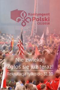 Przeżyj skautową przygodę na Central European Jamboree 2016