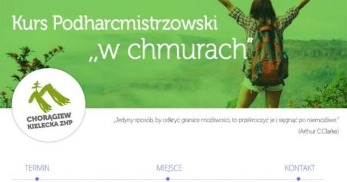 Kurs Podharcmistrzowski – edycja 2017