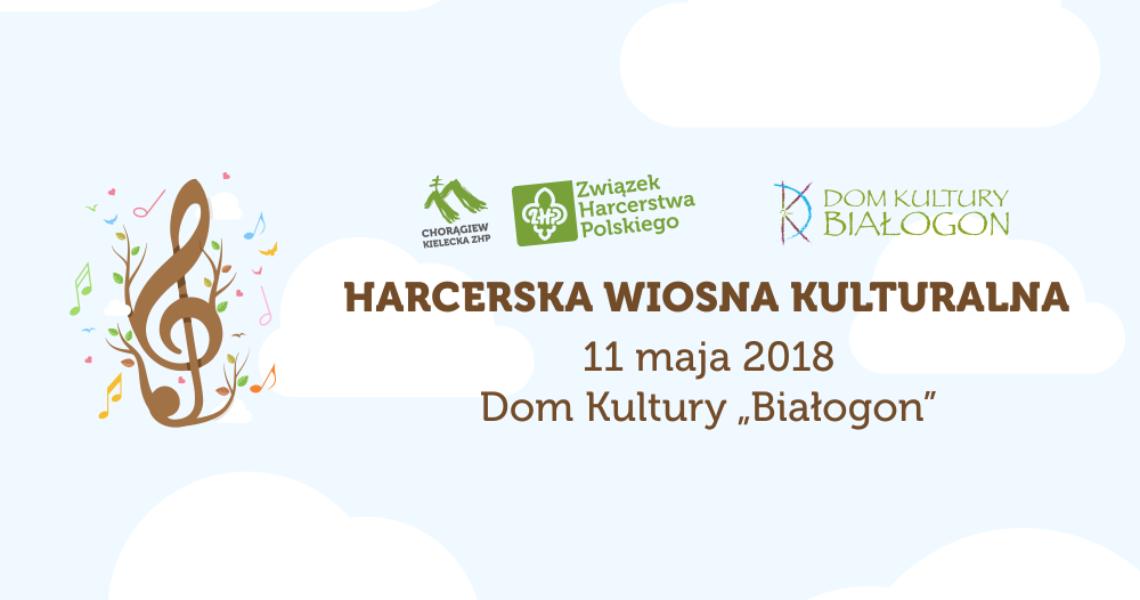 Szczegółowy program Harcerskiej Wiosny Kulturalnej 2018