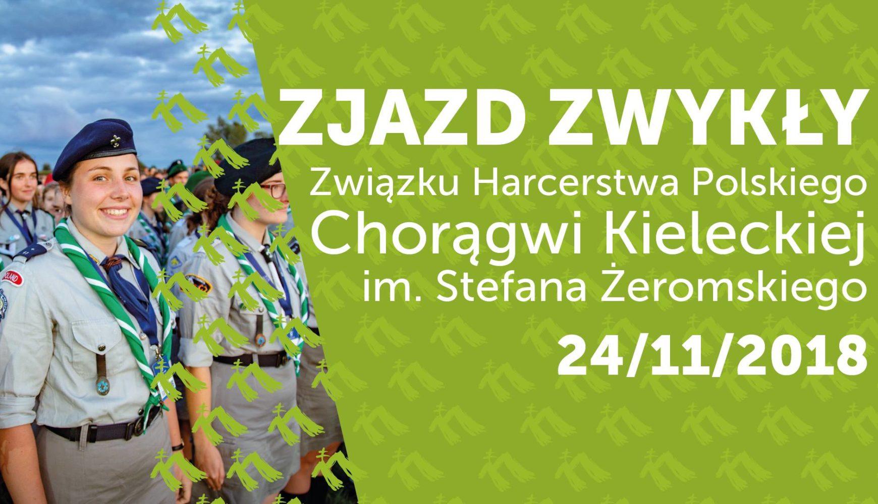 Zjazd Zwykły ZHP Chorągwi Kieleckiej zdecydował!