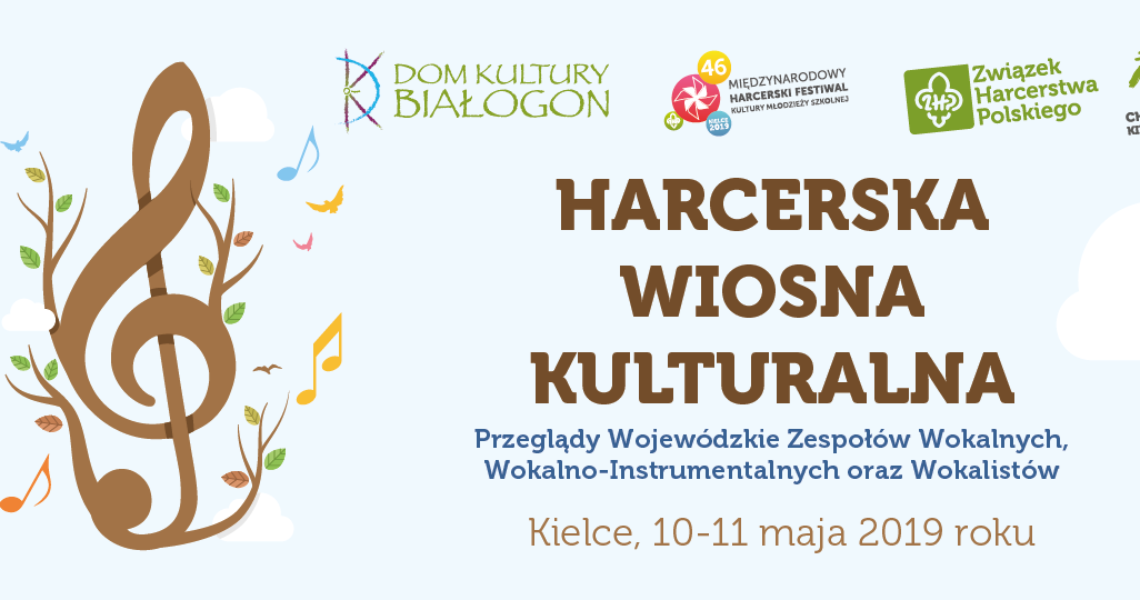 Harcerska Wiosna Kulturalna – program ramowy