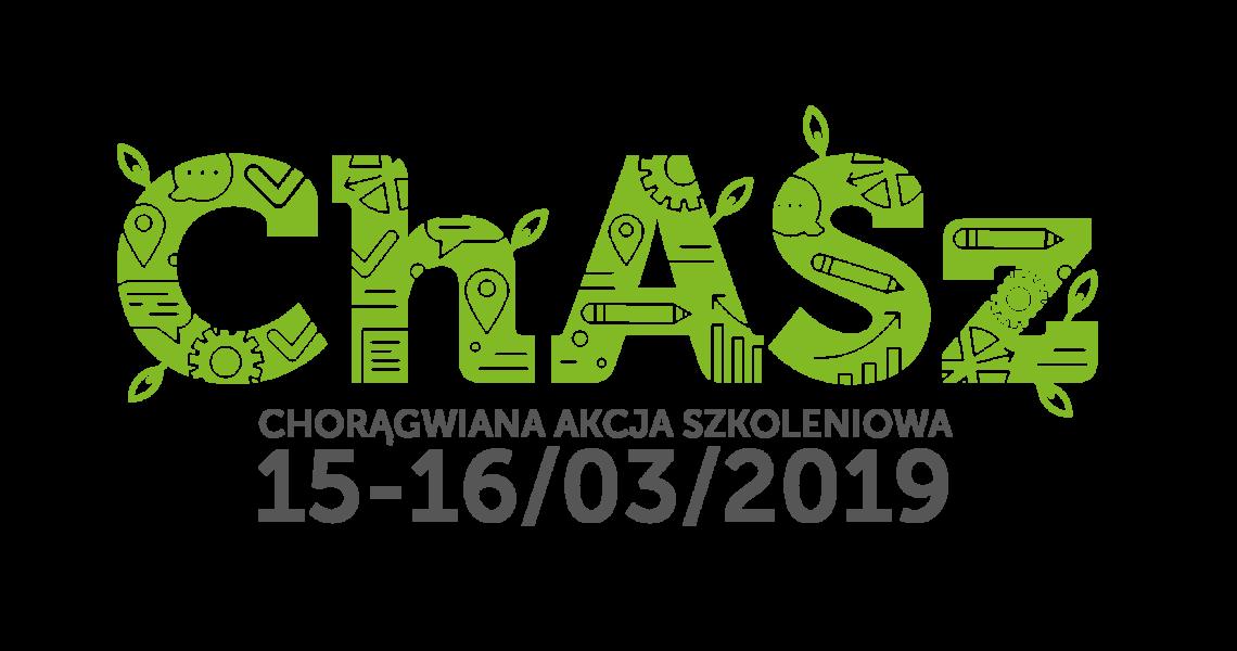 """Chorągwiana Akcja Szkoleniowa – wiosna 2019 """"Stwórzmy idealną zbiórkę!"""""""