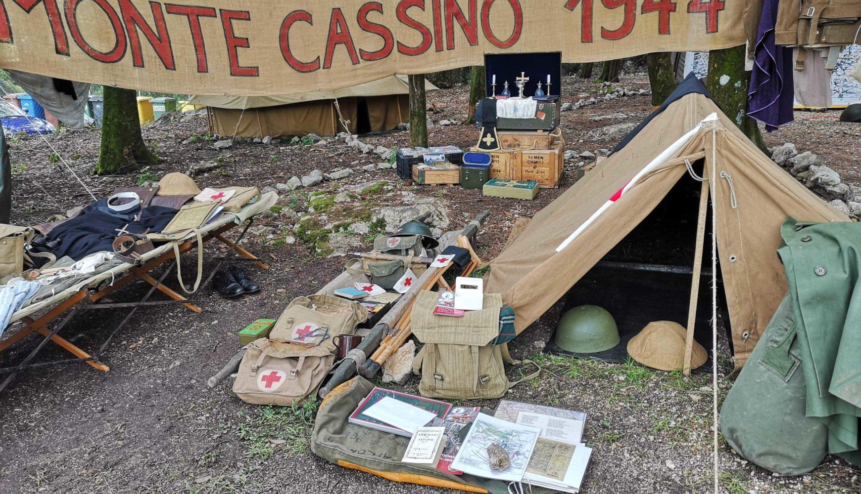 Nasi na Monte Cassino!