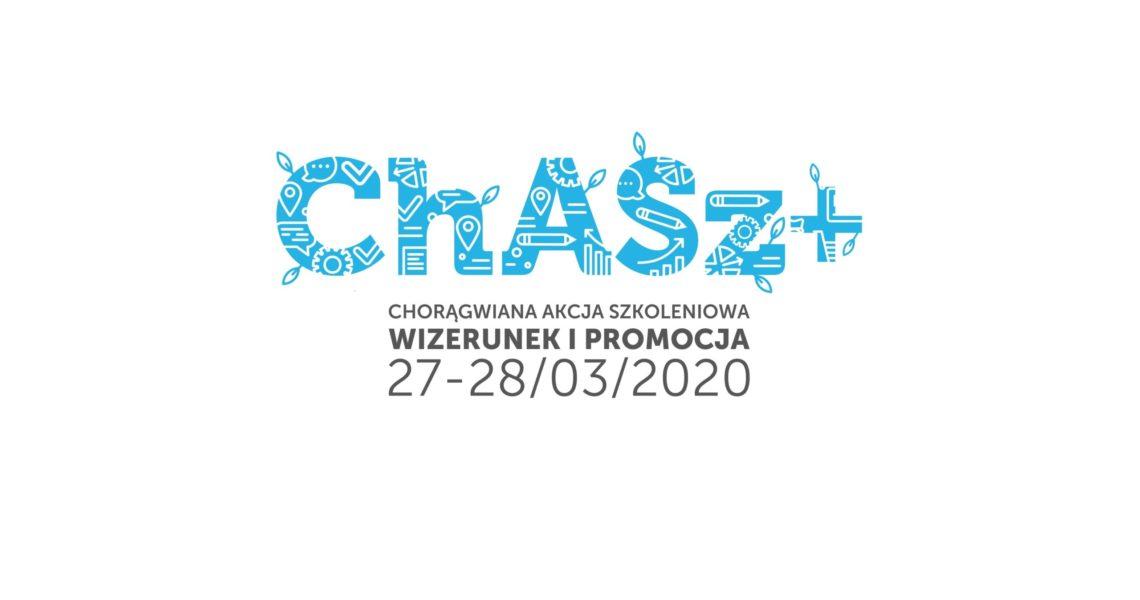 """Chorągwiana Akcja Szkoleniowa + """"WIZERUNEK i PROMOCJA"""" 2020"""