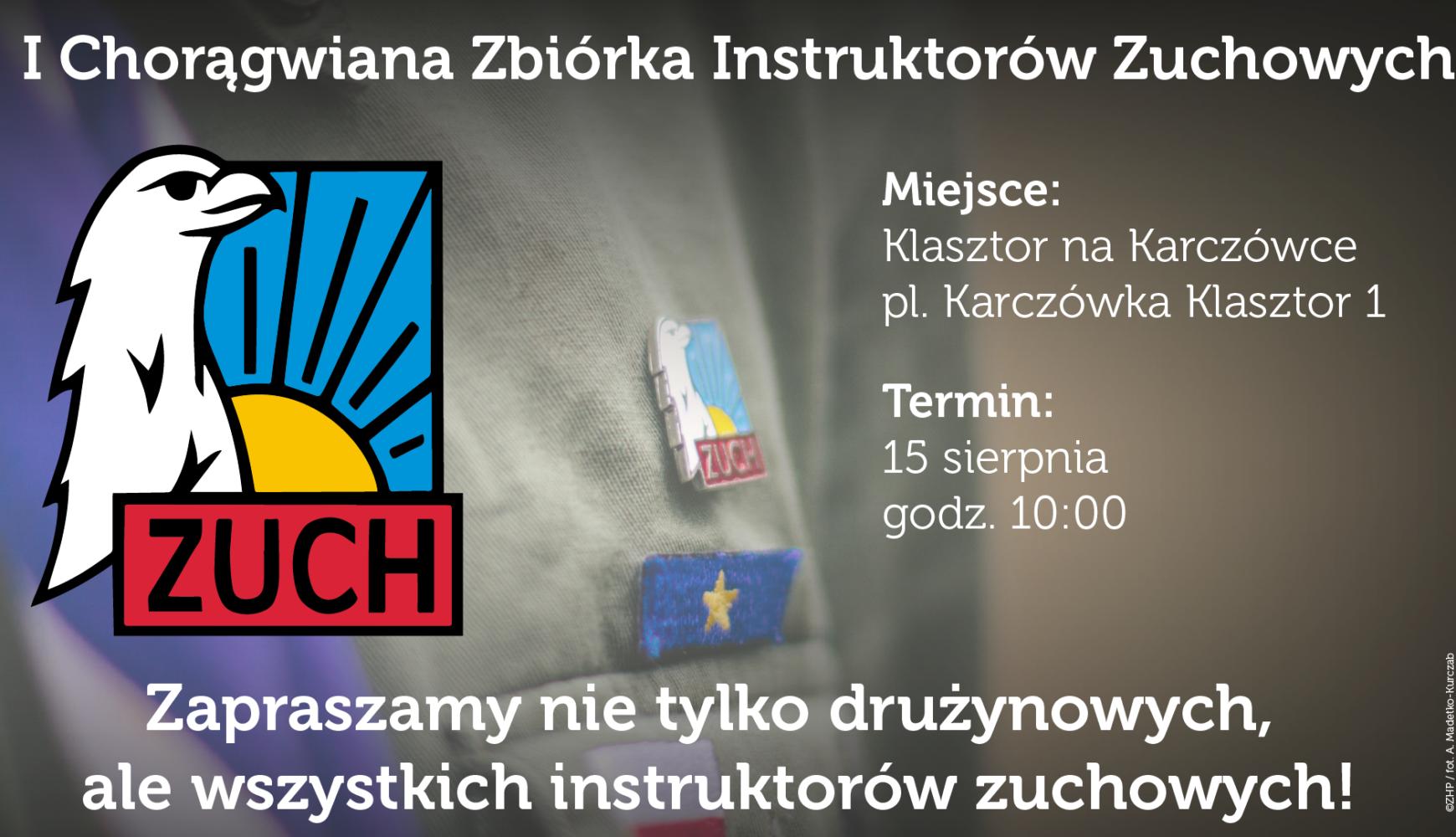 I Chorągwiana Zbiórka Instruktorów Zuchowych