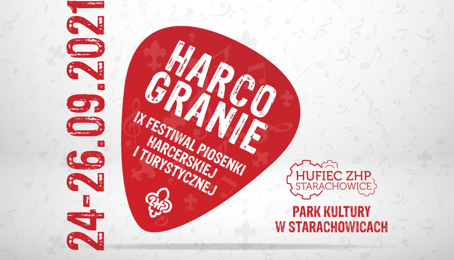 """IX edycja Festiwalu Piosenki Harcerskiej i Turystycznej """"Harcogranie"""""""
