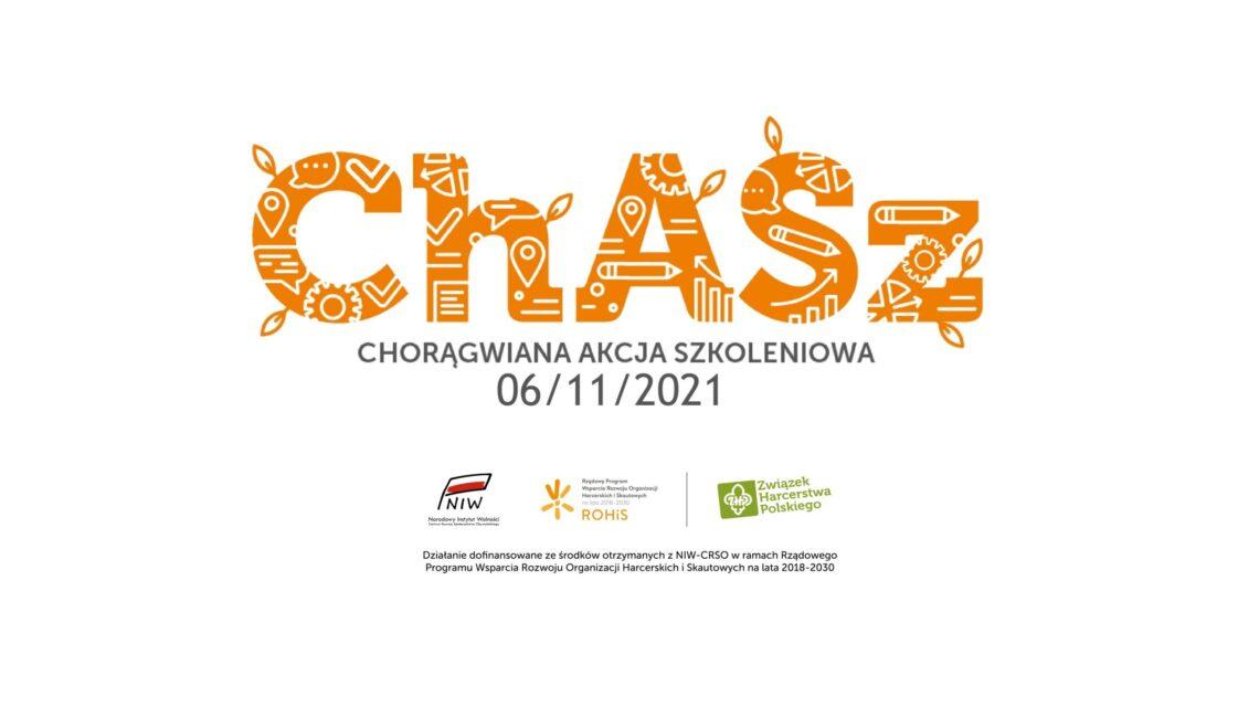 Chorągwiana Akcja Szkoleniowa – jesień 2021